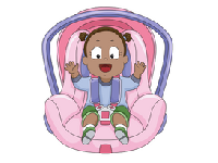 Car seats for children to become law in Oman