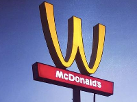 Why are McDonald's turning their 'M' arches upside down?