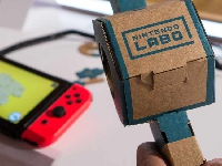 Nintendo Labo now in Oman