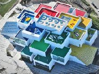 Call Ed Sheeran, there's an actual Lego House!