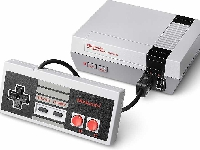 Nintendo is bringing back the NES