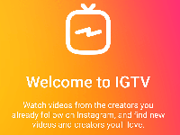 Instagram's launches IGTV