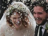 Kit Harington and Rose Leslie Just Got Married!