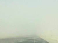 Low visibility due to dust in Al-Dahirah, Al-Wusta and Dhofar