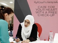 Free health screenings for women at City Centre Qurum