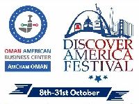 Discover America Festival is here in Oman!