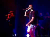 PHOTOS: Sean Paul live on stage in Muscat