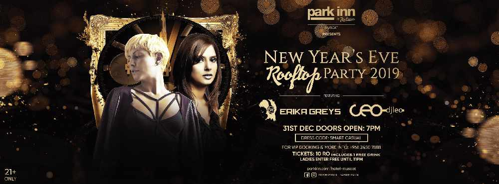 check out the new years eve rooftop party 2019 at sama terrazza 31st december