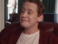Macaulay Culkin is Home Alone...again!