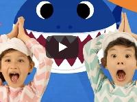 'Baby Shark' makes the charts!!!