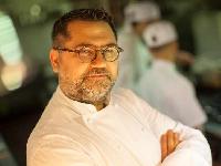 Michelin-star Chef Angelo Sabatelli vistiing Capri Court!