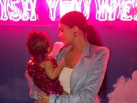 Kylie Jenner holds a huge birthday party for Baby Stormi