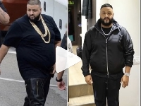 DJ Khaled has lost 43 pounds!