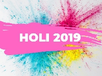 Where to celebrate Holi 2019 in Oman!