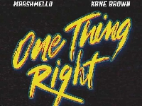 Marsmello feat. Kane Brown - One Thing Right