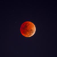 The 'Half-Blood Thunder Moon'