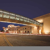 Iconic bridge opens in Muscat