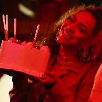 Beyoncé celebrating her birthday!