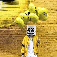Marshmello and Bastille - number one for fifty weeks!