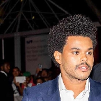 The Weeknd shares his new look!