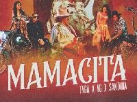 Tyga featuring YG - Mamacita