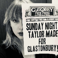 Taylor Swift to play at Glastonbury!