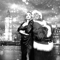 Adele's Christmas photos