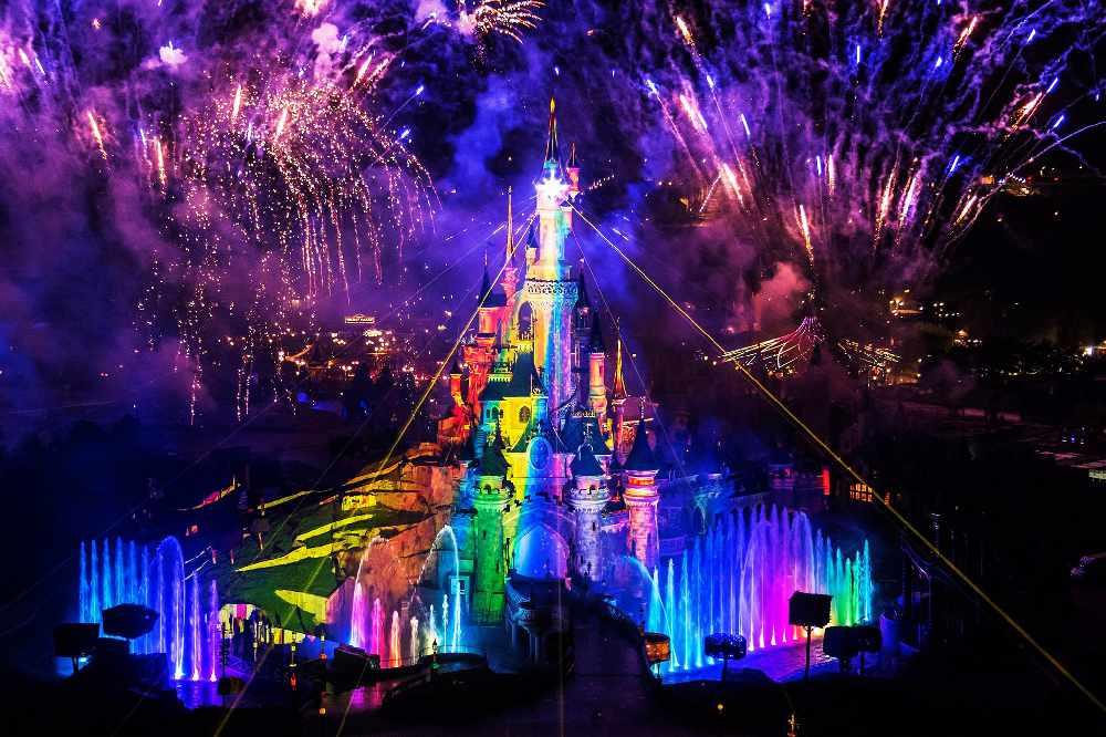 Risultati immagini per disneyland magic pride