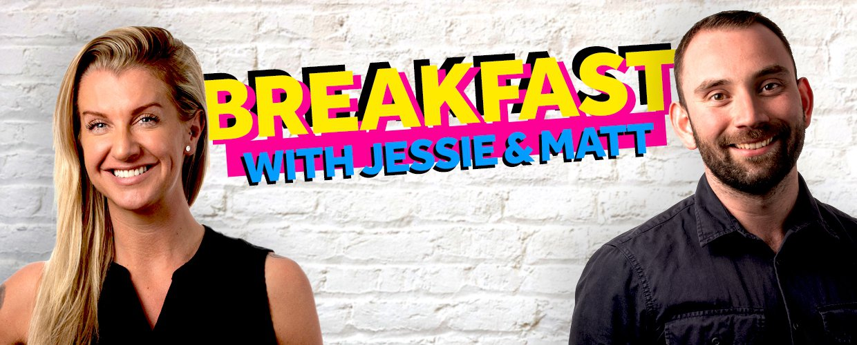 BREAKFAST WITH JESSIE & MATT