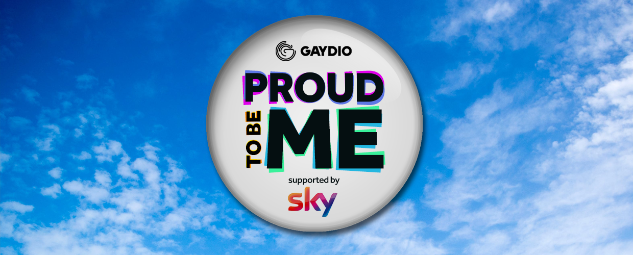 Gaydio, playing the world's hottest dance tracks and pop
