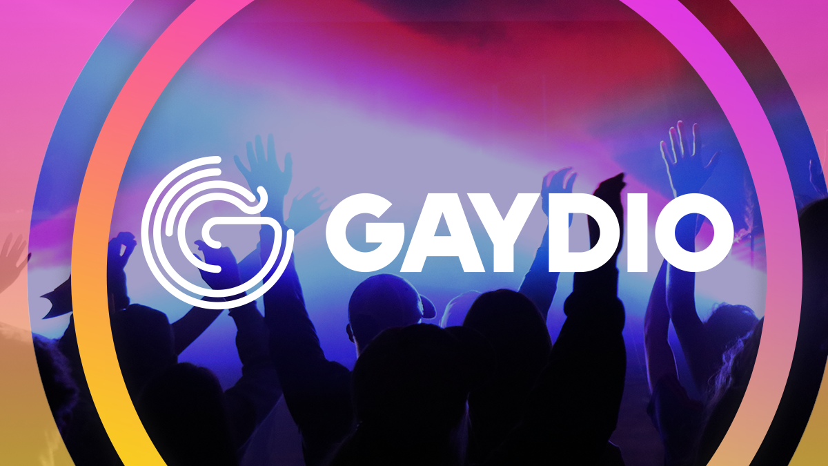 Gaydio | The Beat of Gay UK, playing the world's hottest dance tracks and  pop tunes remixed - LGBT+ radio