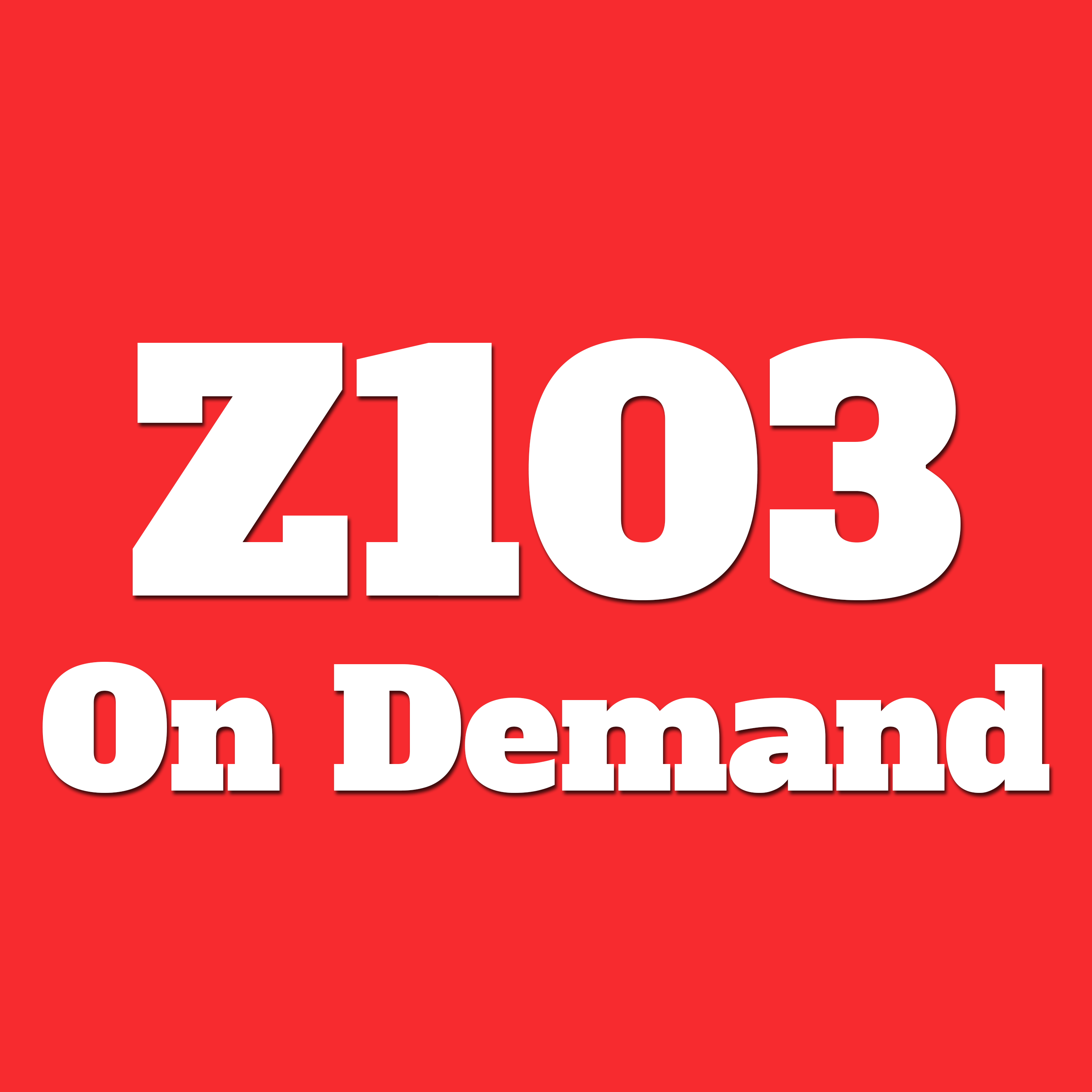 Z103 On Demand