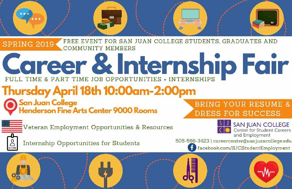 Spring 2019 Career and Internship Fair - KSJE 90 9 FM