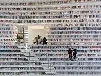 الصين تفتتح المكتبة الأروع والأحدث في العالم