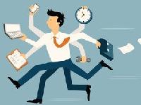الشخص الذي يهمل الوقت يكون في أغلب الأحيان مبدع