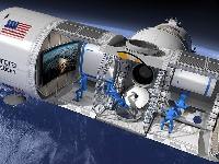 فندق فاخر في الفضاء بتكلفة 800 ألف دولار لليلة الواحدة