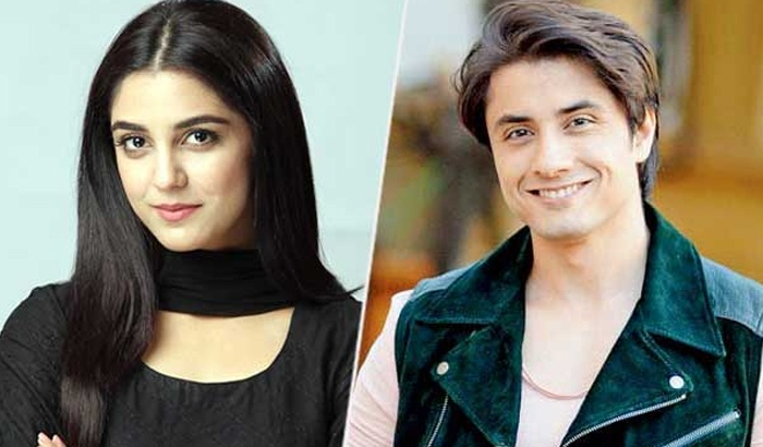Maya Ali to make her movie debut opposite Ali Zafar in Teefa In Trouble.