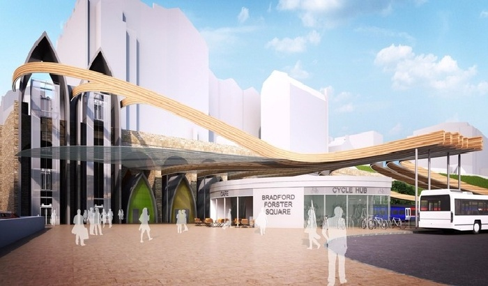 Big changes planned for Forster Square Railway Station
