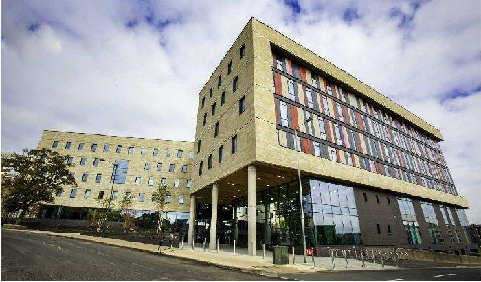 Bradford College staff walk out on three-day strike
