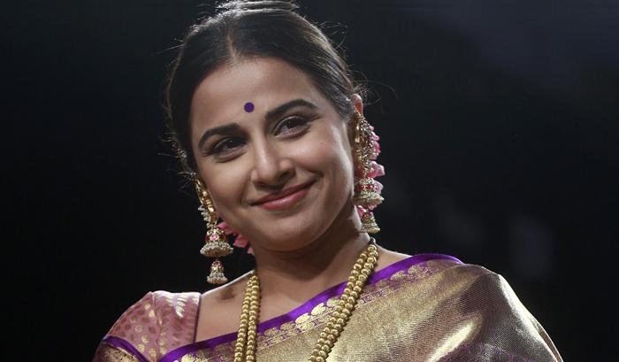 Vidya Balan SHUT UP a journo who fat shamed her