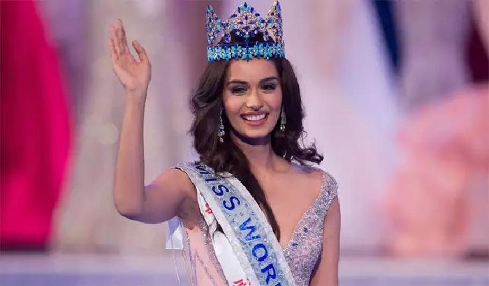 Manushi Chhillar from Haryana gets crowned Miss World 2017