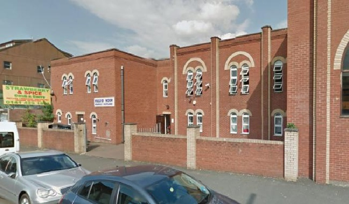 Fight breaks out at Glasgow mosque