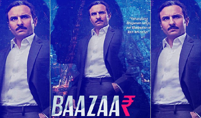 Saif Ali Khan's Baazaar set to release on April 27; will clash with Kangana Ranaut's Manikarnika: The Queen of Jhansi