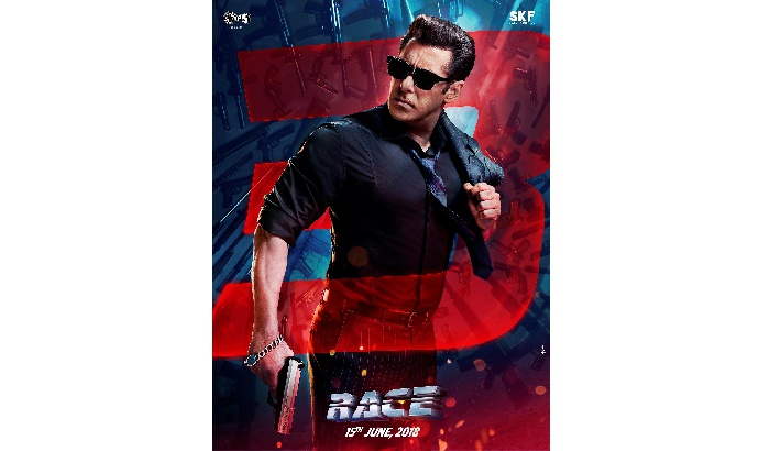 Race 3 reveals first looks