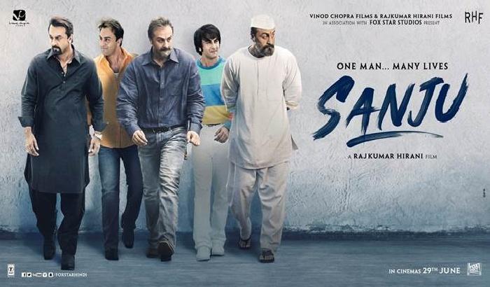 Ranbir Kapoor's Sanju beats Deepika Padukone's Padmaavat to become the highest grosser of 2018