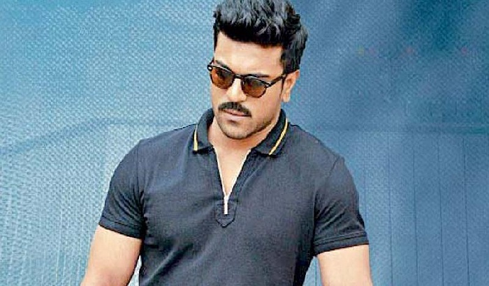 Ram Charan reveals the pressures of being Chiranjeevi's son