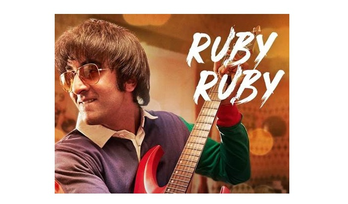 THE LATEST SANJU SONG 'RUBY RUBY' IS PROOF OF A.R. RAHMAN'S INIMITABLE STYLE