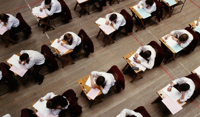 Nearly half of Bradford's GCSE students fail English and maths