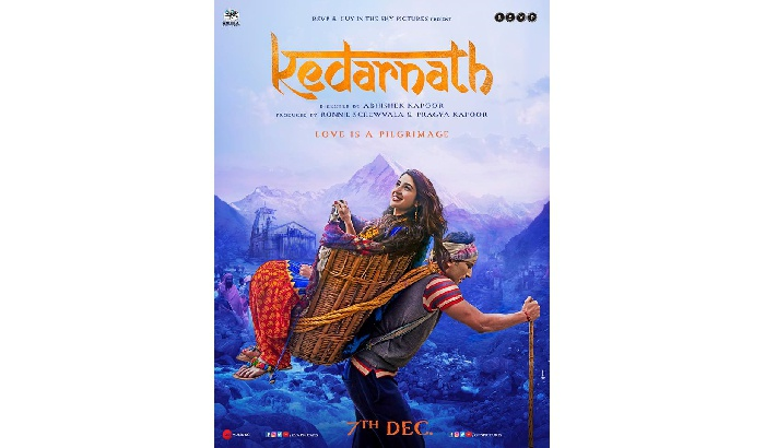Sushant Singh Rajput on his role in Kedarnath