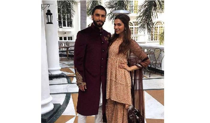 Deepika Padukone and Ranveer Singh marry!